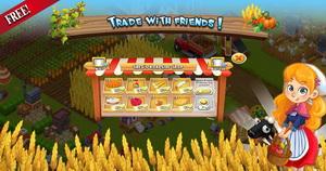 Скриншот 3 из игры Happy Farm для Андроид