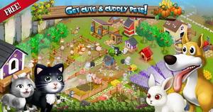 Скриншот 4 из игры Happy Farm для Андроид