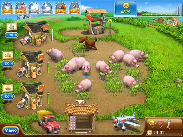 Игры на андроид веселая ферма 2 веселый