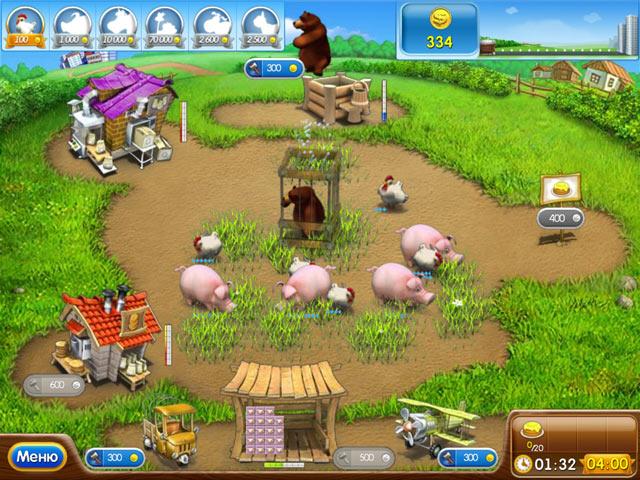 Веселая ферма 2 скачать бесплатно