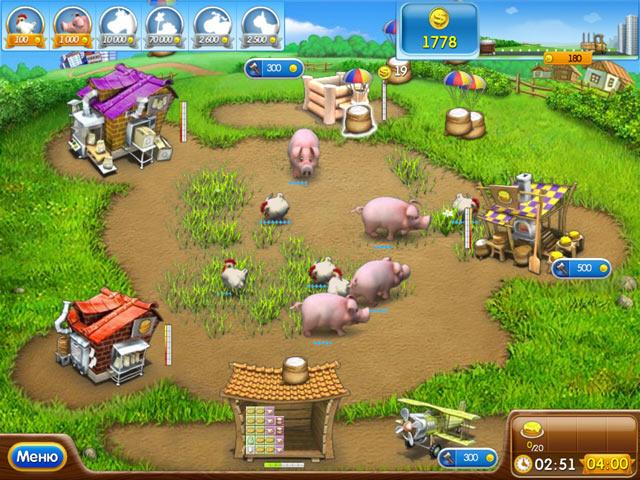 Вы можете скачать игру веселая ферма 2