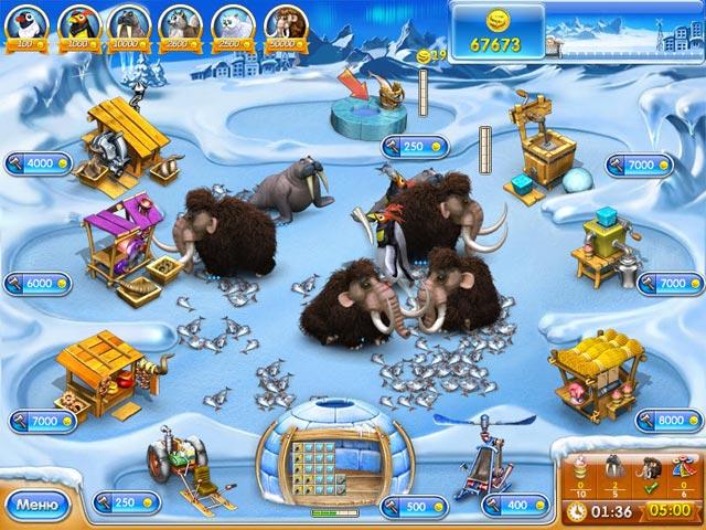 Ледниковый период игру на java
