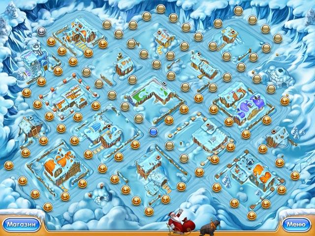 игра веселая ферма 3 ледниковый период играть