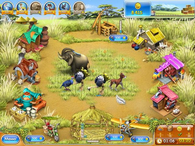 Скачать игру farm frenzy 3 на компьютер