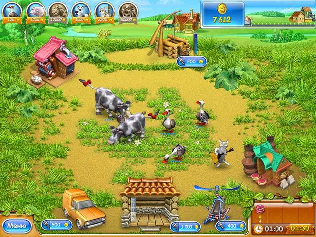 3 онлайн бесплатно рулетка русская ферма играть веселая