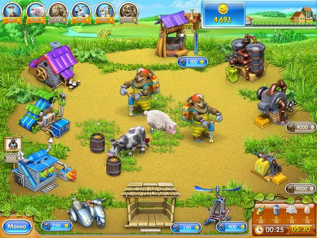 Игра ферма слизи играть онлайн