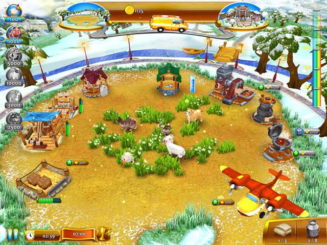 Скачать игру веселая ферма на пк бесплатно