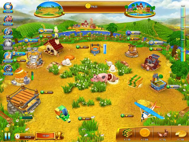 скачать бесплатно и без регистрации игру веселая ферма 4