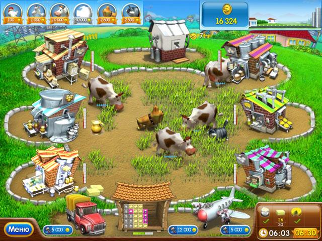 скачать игру веселая ферма через торрент бесплатно на русском
