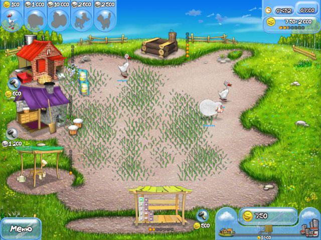 Веселая ферма 1 игра скачать
