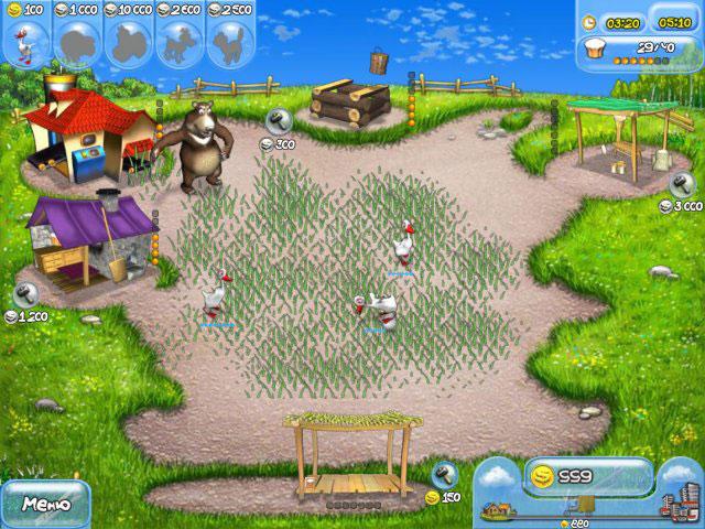 Скачать игру farm frenzy на компьютер