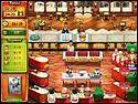 Скриншот игры Бургер Мания