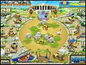 Скриншот игры Веселая ферма. Древний рим