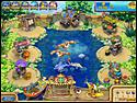 Скриншот игры Веселая ферма. Рыбный день