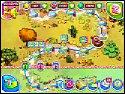 Скриншот игры Веселая ферма. Остров безумного медведя