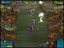 Скриншот игры Вампиры против зомби