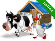 Игра Веселая Ферма онлайн